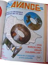 Edición 100 de la Revista Avance